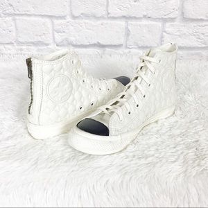NWT Converse All Star back zip High Top 6.5
